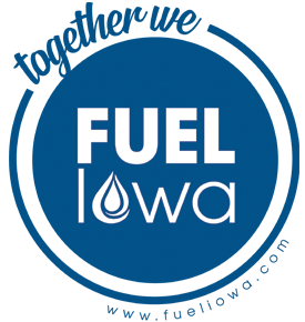 Together We Fuel Iowa Blue