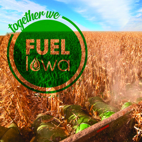 Together We Fuel Iowa 8